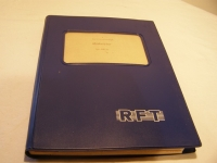 Original Handbücher RFT
