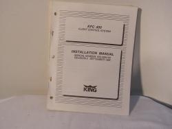 King KFC 400 Flight Control System Installation Manual