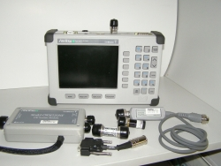 Site Master ANRITSU S820D 0,025 - 20 GHz Top look´s like New Condition