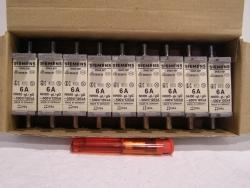 Siemens NH-Sicherungseinsätze 3NA5801 9-Stück