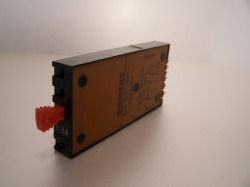 Siemens Fernmeldesicherung Sicherungsautomat Fg sich 62 a 0,8A 60V 250V  3-Stück