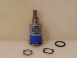 SIEMENS W 41265-E11-A12 Drehschalter, Stufenschalter, Rotary Switch