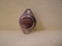 3 x Transistor SPC JAN 2N3055 15A 60V