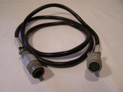 Verbindungskabel von AMPHENOL PT06A-12-8PSR auf DM9728 12S 11 pol