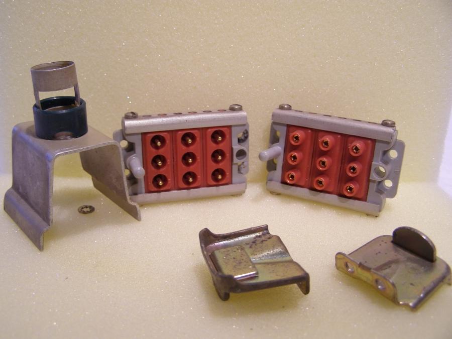 Steckverbinder Elektrische Verbindung Kupplung 9 pol