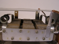 DUMMYLOAD UK-131 als Ersatzteilträger