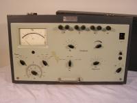 RFT Fernmelde-Messkoffer Typ 4515.12