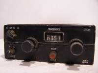 King Radio Transponder KT-75