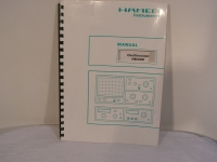 Hameg Oscilloscope HM208 Manual
