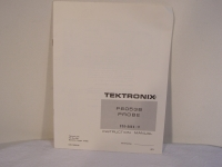 Tektronix P6053B Probe Instruction Manual
