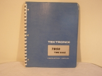 Tektronix 7B50 Time Base Instruction Manual