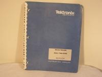 Tektronix 7B53A/7B53AN Dual Time Base Service Instruction Manual