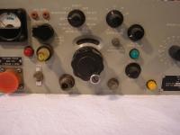 Receiver Radio R-1121 /TRC -87 , Cabinet Elec Equip CY-4127/TRC-87