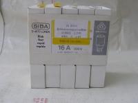 1x 25 Stück Siba DIN 49515 Sicherungen D-Schmelzeinsätze 16A 500V