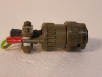 1x Military Connectors Rundsteckverbinder Bendix 9037 PT06E-10-6S(SR)