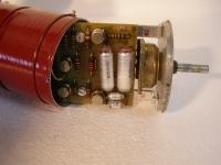 Quarzthermostat Type 203 60°C 12,6V 10W
