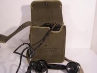 Signal Corps U.S. Army Telephone EE-8-B