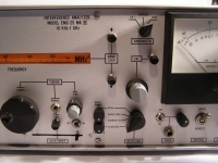 Interference Analyzer Model EMC-25 MK Frequenzbereich 10 KHz ....1 GHz