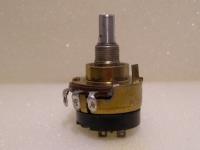 Dralowid Dreh‑Potentiometer mit Schalter  500 KΩ  5800016-1000.050