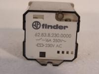Finder 62.82.8.230.0000 Steckrelais 16A / 250V