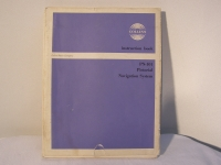 Collins Instruction Book PN-101 Pictorial Navigation System