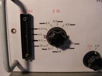 HFminst Werk 870 Prüfgerät für Netzteil RV-Ger 12/800 als Ersatzteilträger
