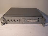 Rohde & Schwarz Netzzusatz NZ210/3 Einblendgerät NZ211/3 für Wellenanzeiger Type ED 210