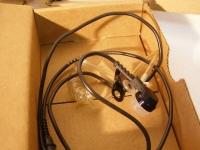 4x Kenwood KEP -3 K Ohrhörer als Ersatzteilträger