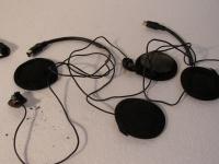 Kenwood IHS-02 Hör-/Sprechgarnitur als Ersatzteilträger
