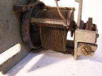 HF-Teil Drehkondensator / Drehkos für Kurzwellenempfänger