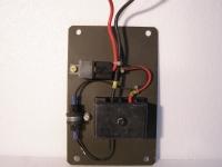 Funk Relaisbaugruppe mit Bosch 0332014203 24V 20A