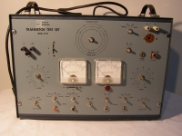 Baird Atomic Transistor Test Set Model KP-2H