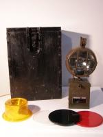 Eisemann Handleuchte Lampe (3)