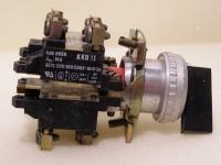 Drehschalter in Industriequalität 220 / 380 / 500  V    10 / 8 / 5  A
