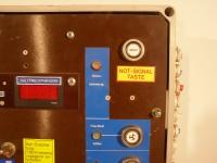 Elektrischer schaltkasten jede Menge elektrischen Bauteilen Ersatzteilspender