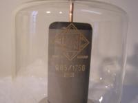 Rohde & Schwarz Endstufe HS 318/22 mit Telefunken QB5/1750