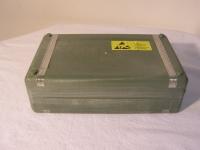 BW Transportkiste Wiederverwendbarer Behälter Kunststoff 145 X 245 X 35