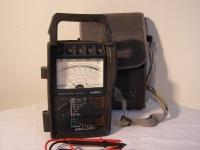 Bund Metrix MX 230 analog Multimeter