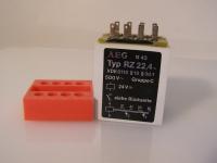 AEG Kontaktbelastung Typ RZ224 24V