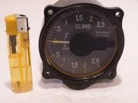 Aircraft Ludolph Stauscheiben-Variometer +/- 0 - 2500 feet/min.