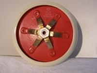 Rosenthal HF/HV-Kondensator 7 PE140 120pF +-5% 30KVA 14kV