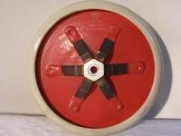 Rosenthal HF/HV-Kondensator 7 PE140 160pF +-5% 30KVA 13kV