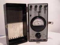 Siemens Pegelmesser  -1/+2N  0,2 bis 6kHz Rel 3D314a