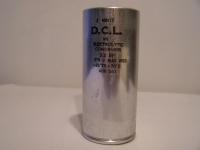 D.C.L. Kondensator 32 µF 375 V
