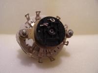 Robuster Keramikschalter Drehschalter mit Mikroschalter