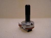 Potentiometer 10 kΩ    5 Stück