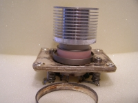 POWER TUBE Transmittertube RCA 8121 / with Socket