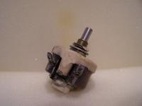 Ohmite MFG.CO Keramik-Drahtpotentiometer Drahtwiderstand  350 Ω  25 W