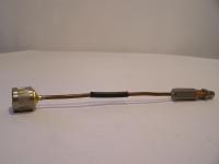 Verbinder  N-Stecker auf SMA Stecker Länge ca. 120 mm