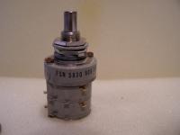 JANKO Robuster Drehschalter 2 Ebenen  8 Kontakte 115V 5A / 28V 3A